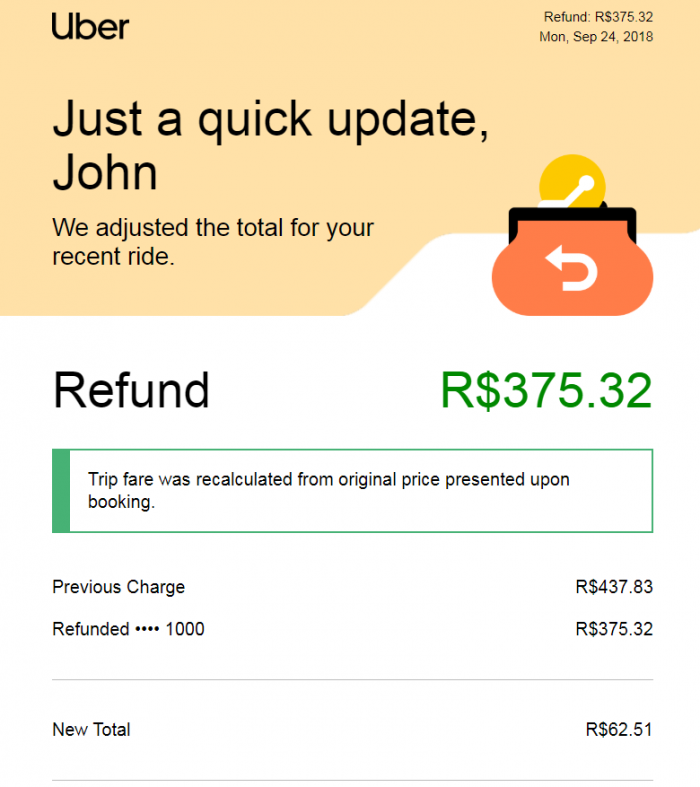 Uber Driver Scam In Brazil