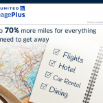 United Airlines MileagePlus Buy Miles October 2018