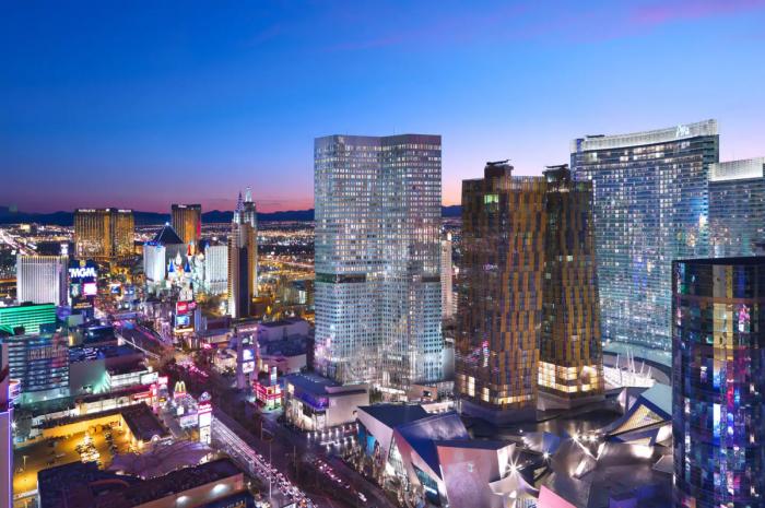 Waldorf Astoria Las Vegas U