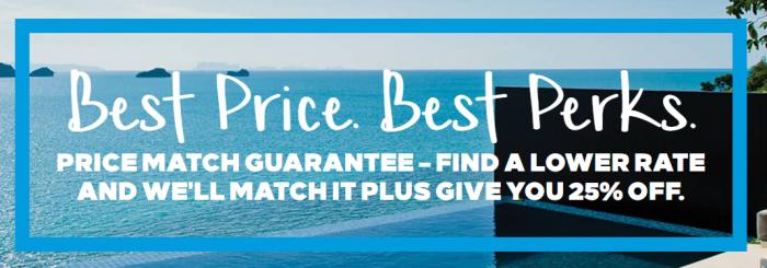 Hilton Price Match Guarantee