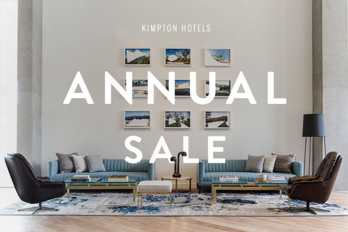 IHG Rewards Club Kimpton Annual Sale