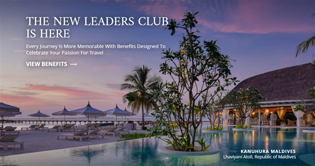 Leading Hotels of the World Leaders Club