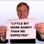 Marriott CEO SPG Bumpy