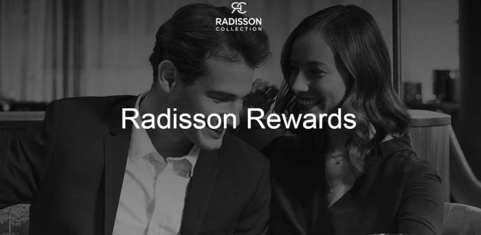 Radisson Rewards Radisson Collection Bonus Points