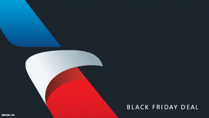 American Airlines AAdvantage Buy Miles Black Friday Special