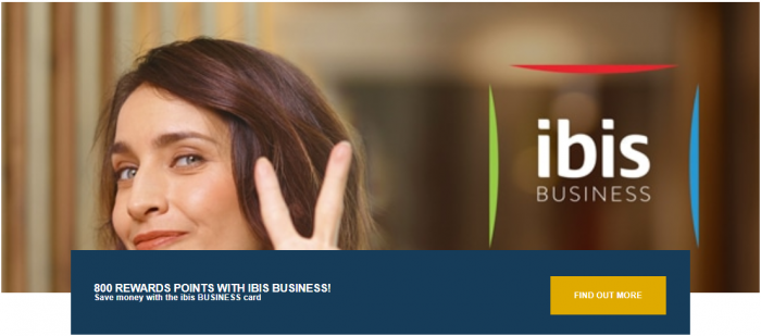 Le Club AccorHotels Ibis Business Joining Offer Fall 2018