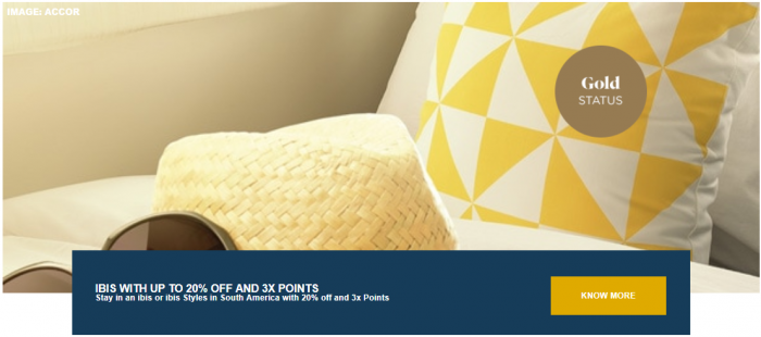 Le Club AccorHotels South America Summer 2019