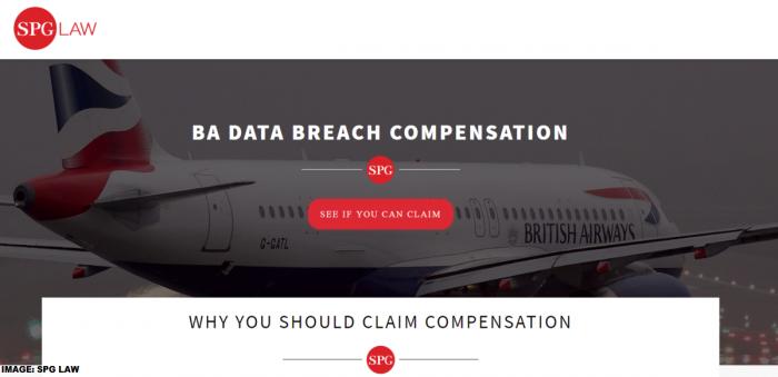 SPG Law BA Data Breach