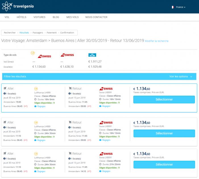 Airfare of the Day: Lufthansa / Swiss / Edelweiss BUSINESS CLASS