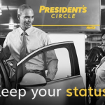 Hertz Presidents Circle Keep Your Status
