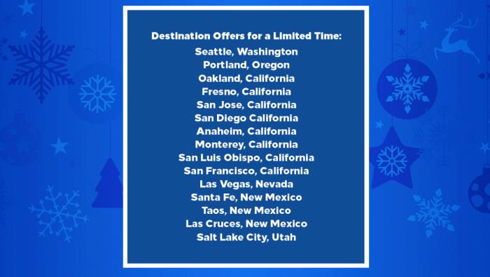 Hilton Honors America West 20% Off Destinations