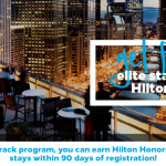 Hilton Honors MVP Fast Track 2018