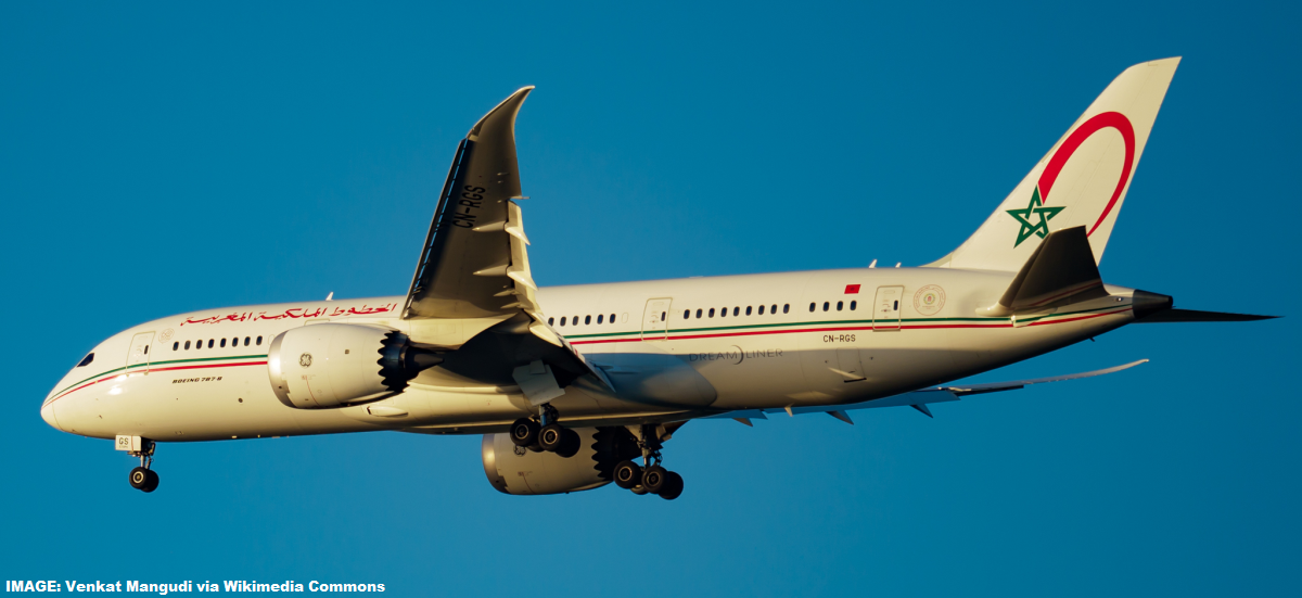 Royal Air Maroc U