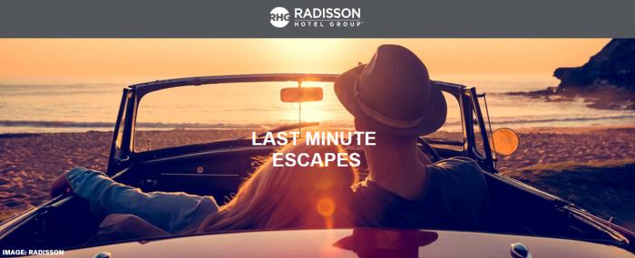 Radisson Rewards Last Minute Escapes January 2019
