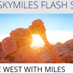 Delta Air Lines SkyMiles February Flash Sale
