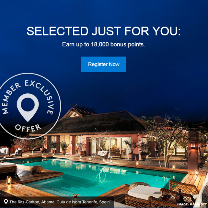 Marriott Rewards Member Exclusive February 2019