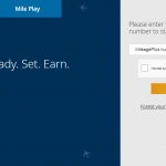 United Airlines MileagePlus Mile Play February 2019