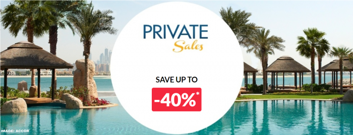 Le Club AccorHotels Private Sales March 19 2019
