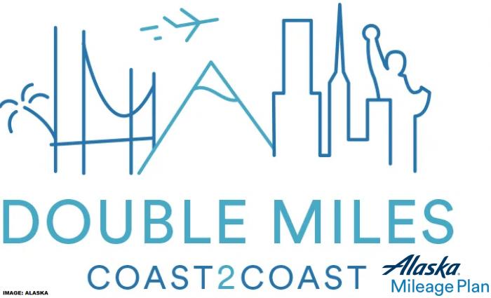 Alaska Airline Mileage Plan Coast2Coast 2019