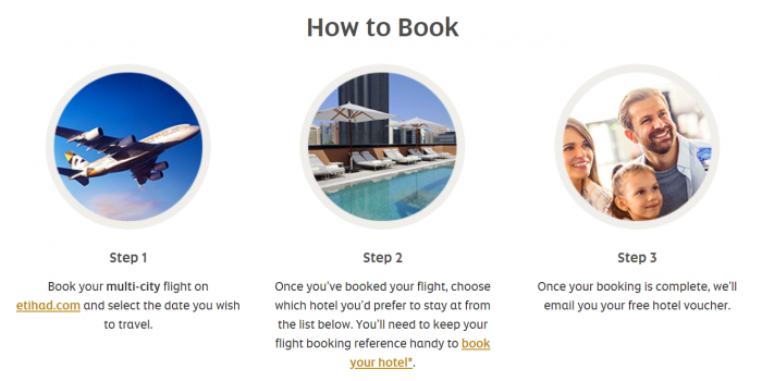 Etihad Airways Abu Dhabi Stopover Summer 2019 How To Book