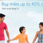 American Airlines AAdvantage Buy Miles Offer May 2019