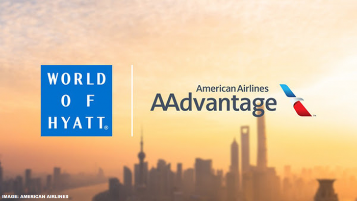 American Airlines AAdvantage - World of Hyatt