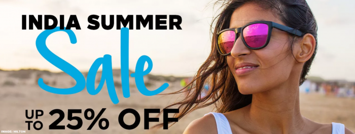 Hilton Honors India Summer Sale 25% Off 2019