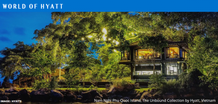 World of Hyatt New Hotels Bonus Summer 2019