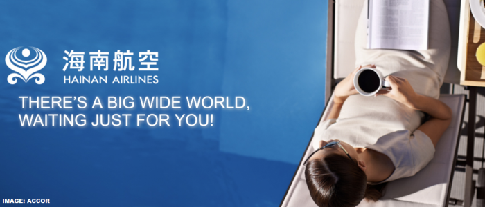 Le Club AccorHotels Hainan Airlines Fortune Wings Club