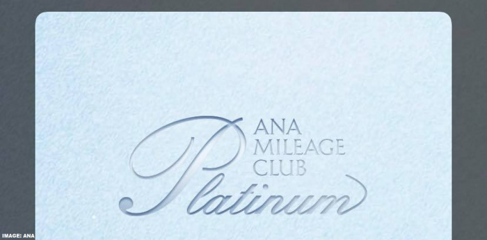ANA Mileage Club Platinum