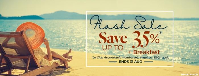 Le Club AccorHotels Bali & Lombok Offer
