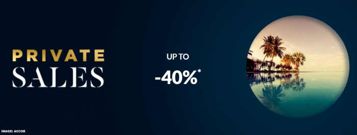 Le Club AccorHotels Private Sales July 16 2019