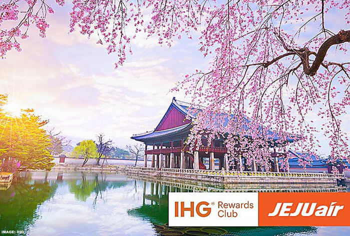 IHG Rewards Club JEJUair