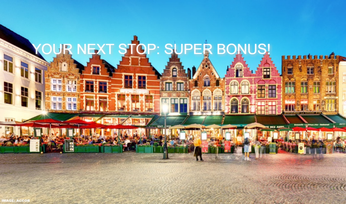 Le Club AccorHotels Europe Super Bonus