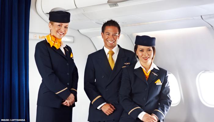 Lufthansa Cabin Crew N