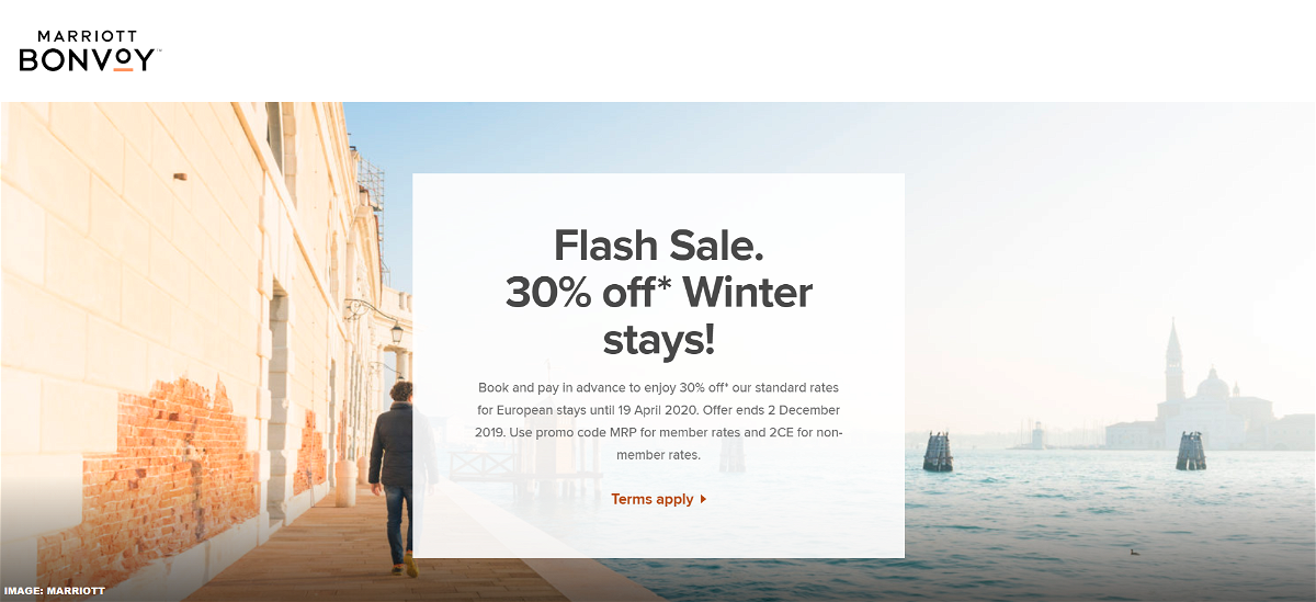 Standard Business Mileage Rate 2020.Marriott Bonvoy Europe 30 Off Flash Sale For Stays Through