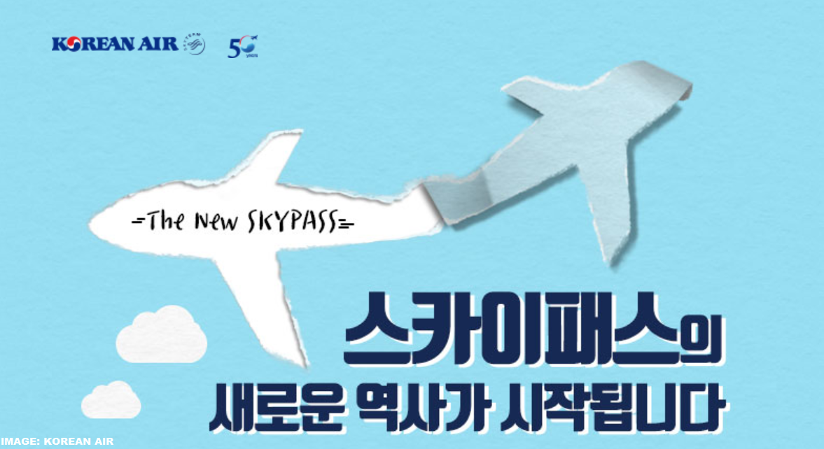 Korean Air Skypass Changes 2020 & 2021