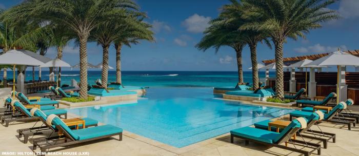 Zemi Beach House Pool