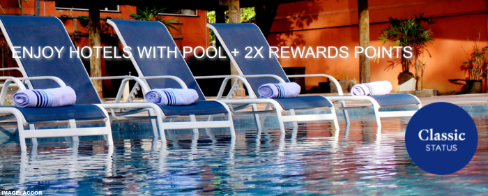 Accor ALL South America Pool Bonus 2020