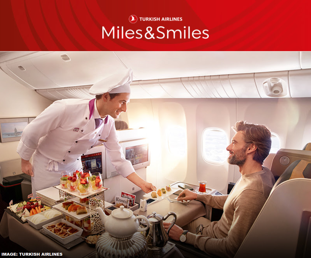 Turkish Airlines Miles&Smiles